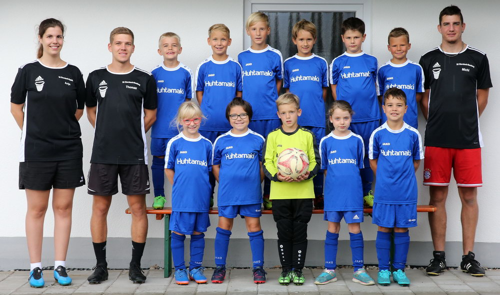 SG F-Jugend - Saison 2018/2019 | Foto: Peter Roth