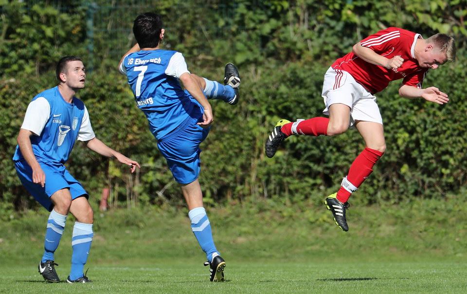 B-Klasse Allgäu 7: TSV Oberguenzburg 2 vs. SG2 1:0 am 24.09.2016